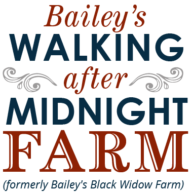 Walking After Midnight Farm Logo